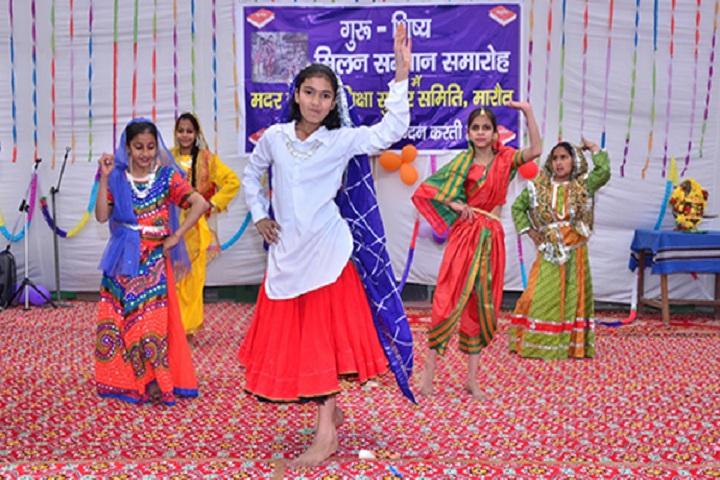 Mother India Senior Secondary School-Dance