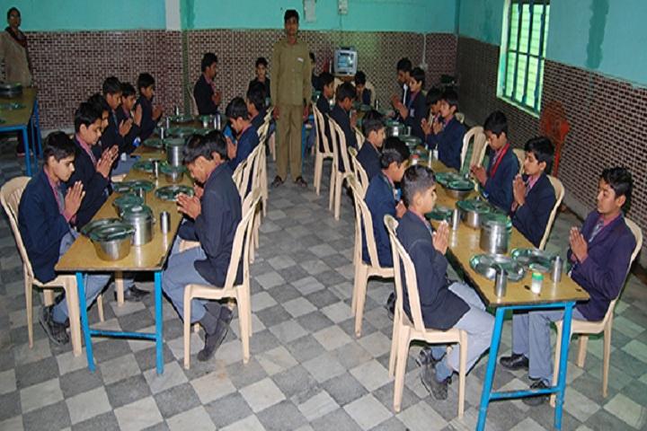 Mother India Senior Secondary School-Dinning