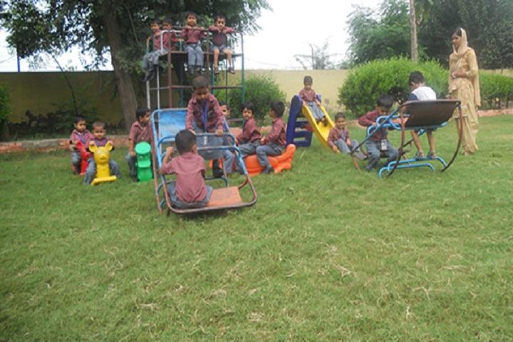 Mother India Senior Secondary School-Kids