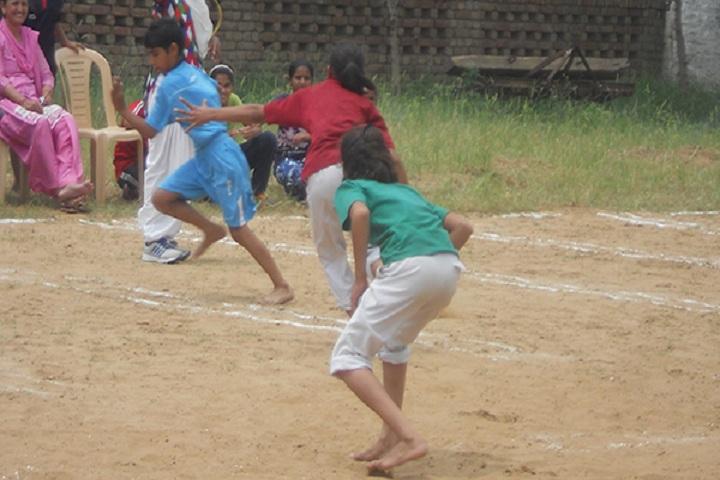 Mother India Senior Secondary School-Sports
