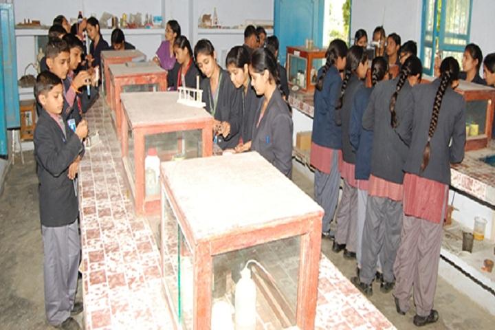 Mother India Senior Secondary School-Chemistry-Lab
