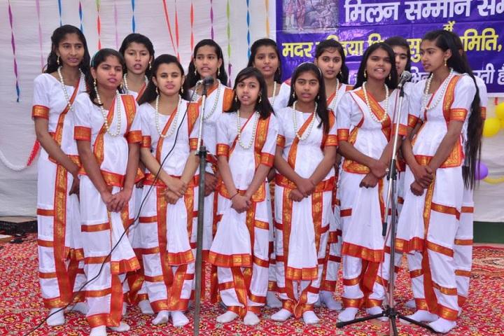 Mother India Senior Secondary School-Singing