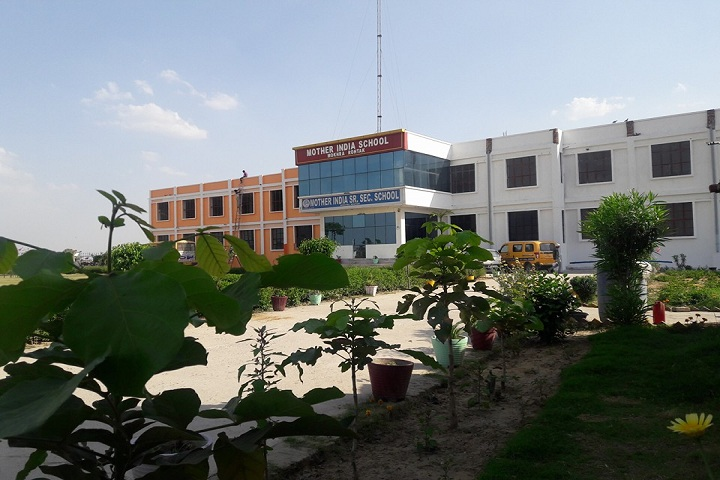 Mother India Senior Secondary School-Campus