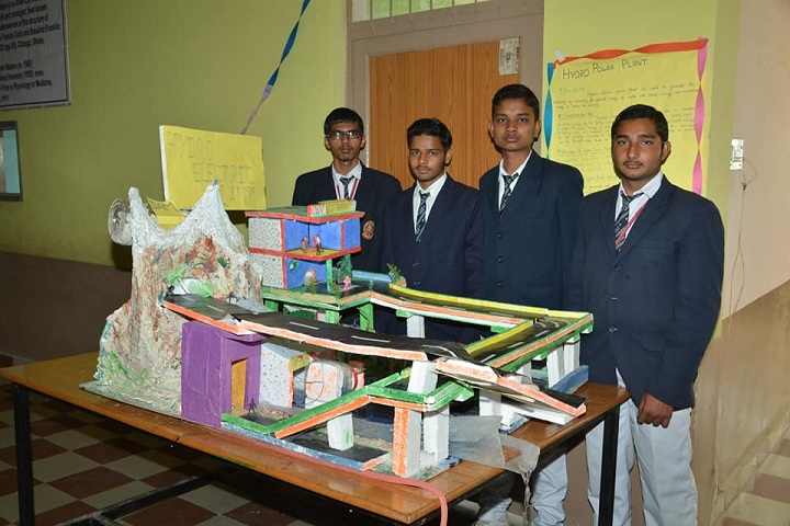 Mother India Senior Secondary School-Exhibition