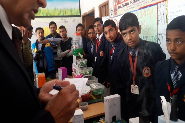 Mother India Senior Secondary School-Science Fair