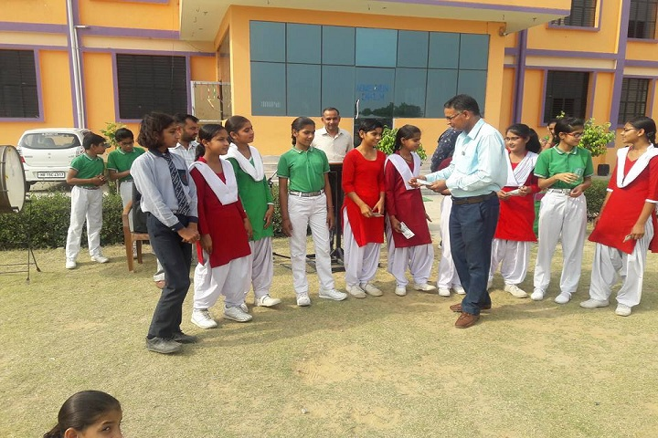 Mother India Senior Secondary School-Sports Day