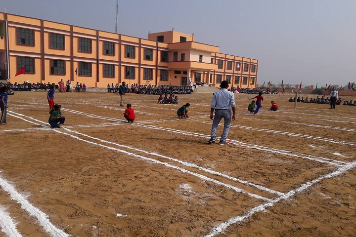 Mother India Senior Secondary School-Games