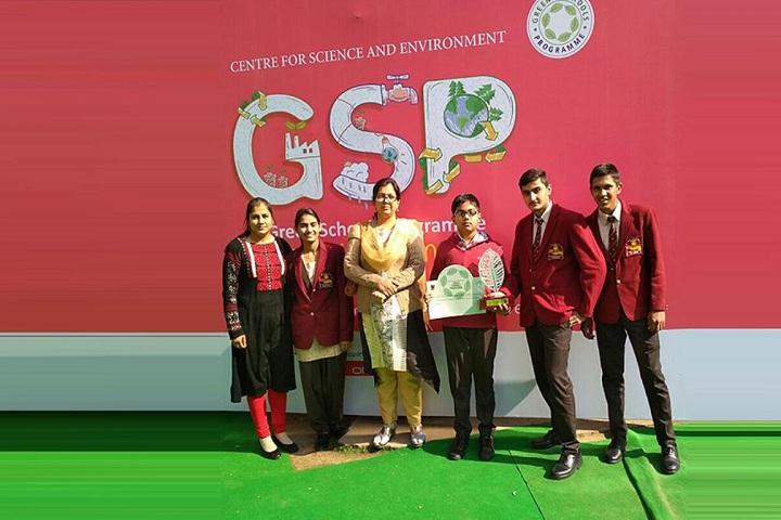 Motilal Nehru School Of Sports-Award Winners