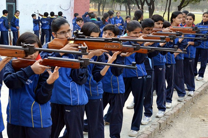Motilal Nehru School Of Sports-Rifle Shooting