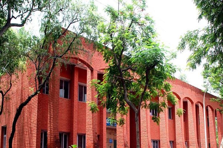 Motilal Nehru School Of Sports-School Library Building
