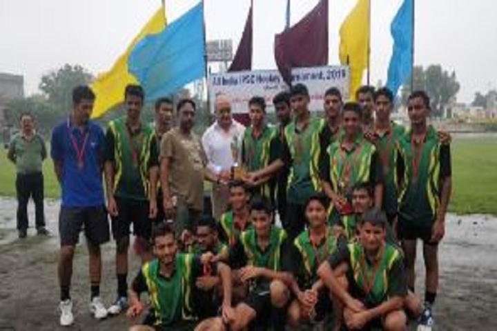 Motilal Nehru School Of Sports-Sports