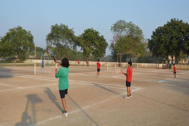 Motilal Nehru School Of Sports-Tennis Ground
