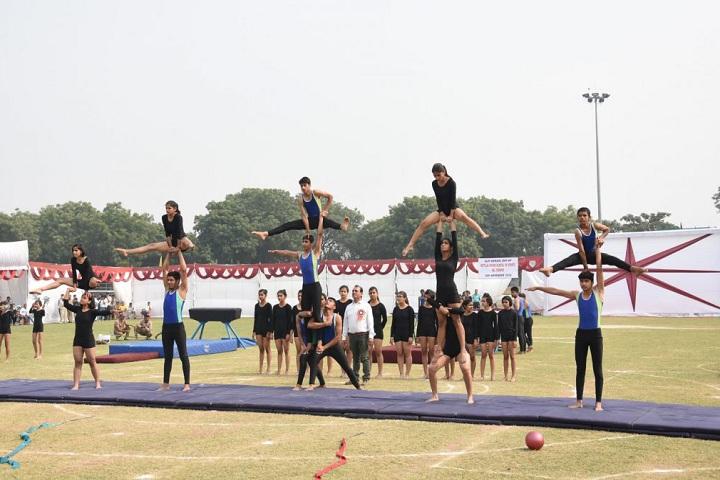 Motilal Nehru School Of Spts-Activity