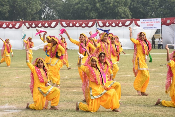 Motilal Nehru School Of Spts-Dance