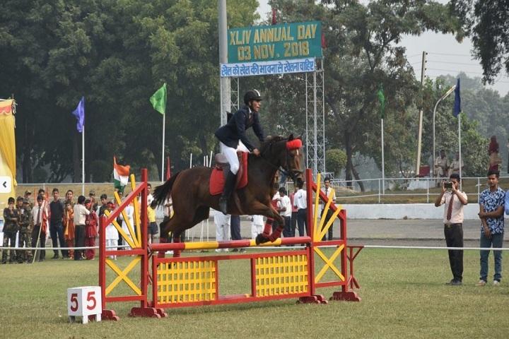 Motilal Nehru School Of Spts-Horse Riding