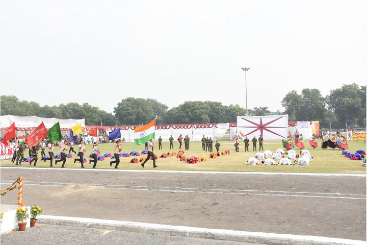 Motilal Nehru School Of Spts-Independence Day Event