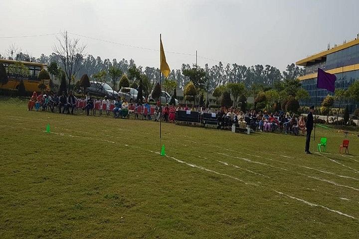 Mount Litera Zee School-Ground