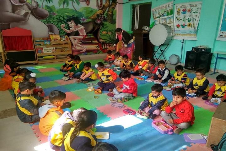 Mount Litera Zee School-Kids