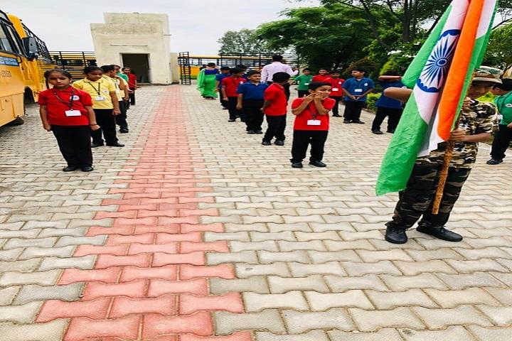Mount Litera Zee School-Sports Meet