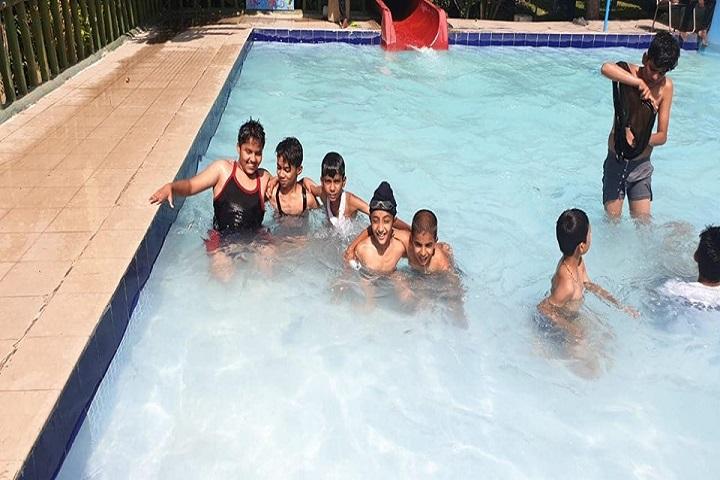 Mount Litera Zee School-Swimming