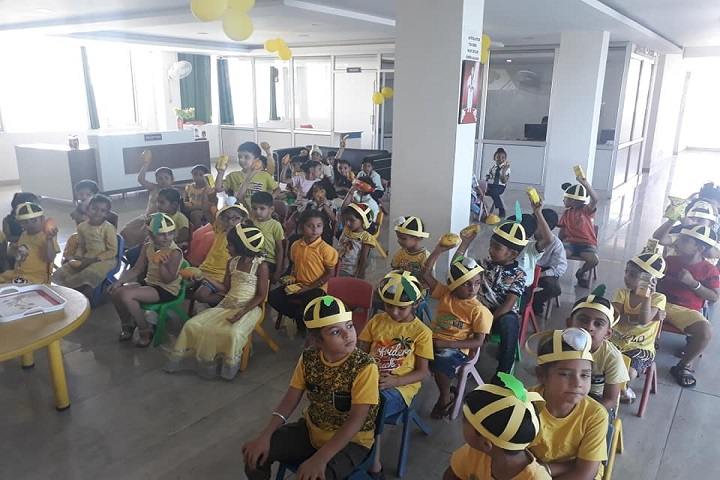 Mount Litera Zee School-Yellow Day