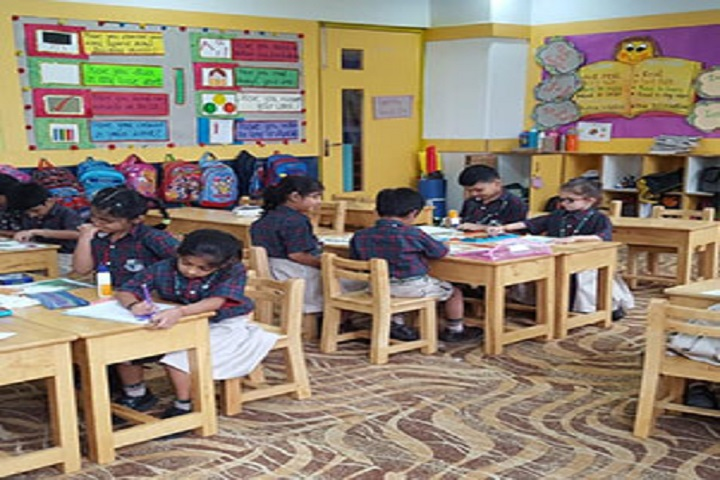 Mount Olympus School-Class