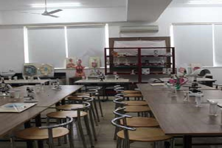 Mount Olympus School-Laboratory