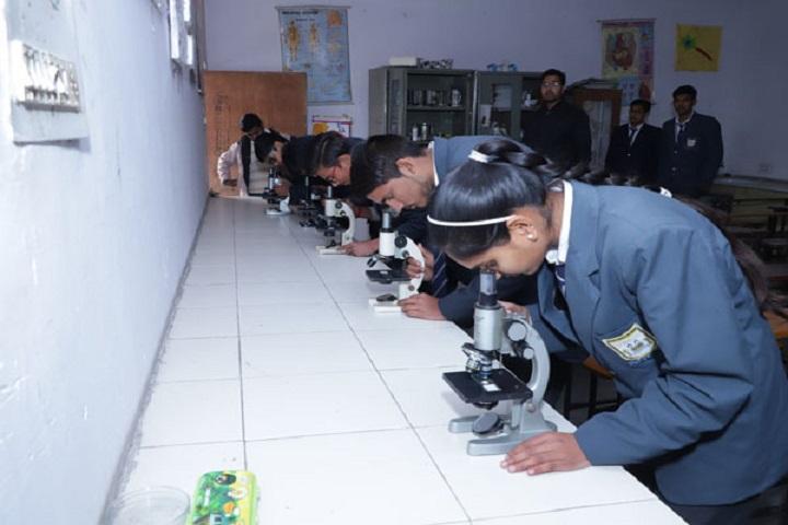 Mount View Public School-Biology Lab