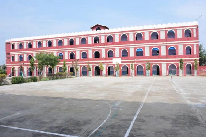 Mount View Public School-Campus