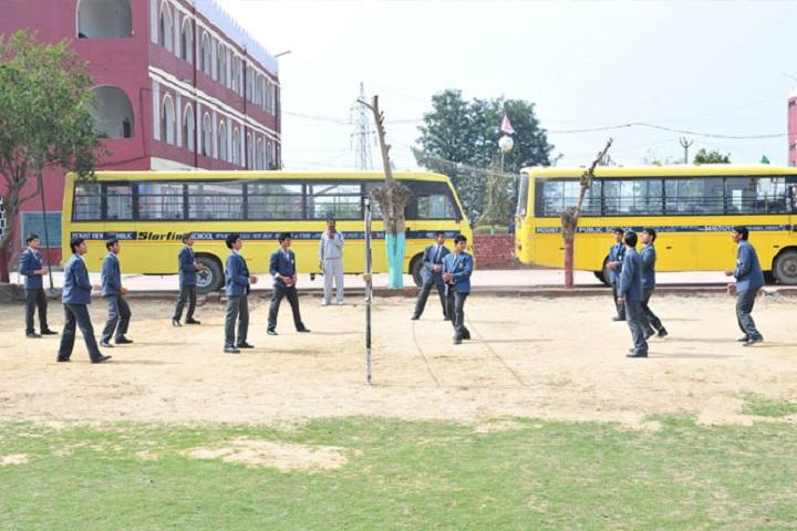 Mount View Public School-Games