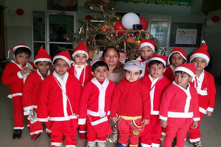 Mrcr Public School-Events christmas