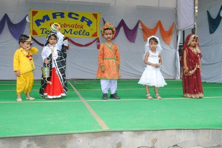 Mrcr Public School-Events dance