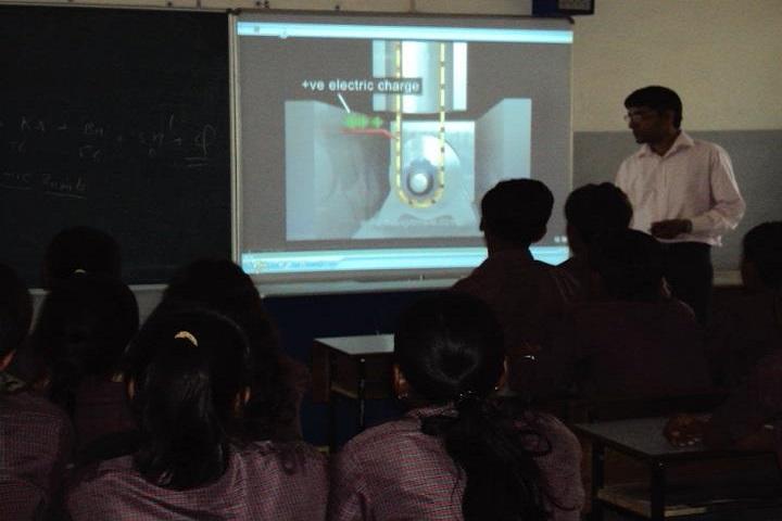 Mrcr Public School-Classroom
