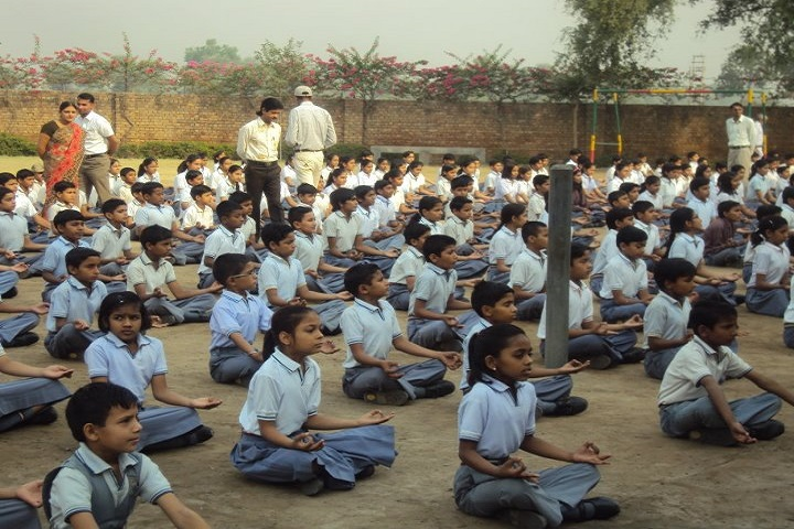 Mrcr Public School-Yoga