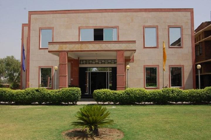 Mrcr Public School-Campus-View