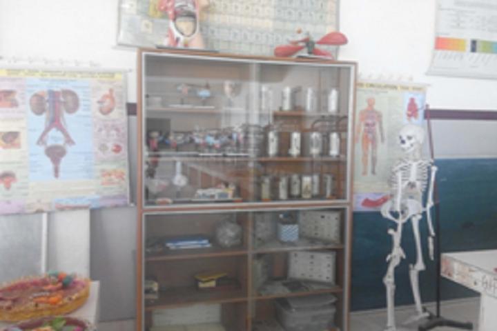 Mrcr Public School-Laboratory