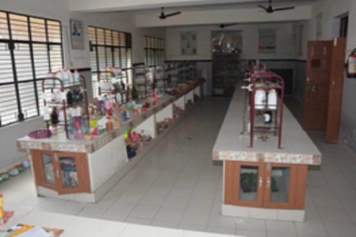 Mrcr Public School-Laboratory chemistry