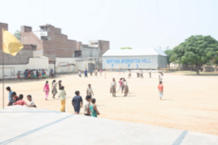Mrcr Public School-Sports