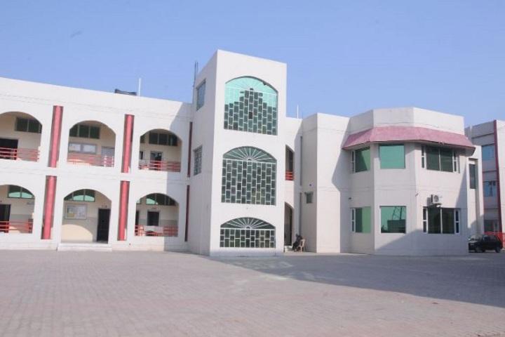 N C C Senior Secondary Model School-Campus-View