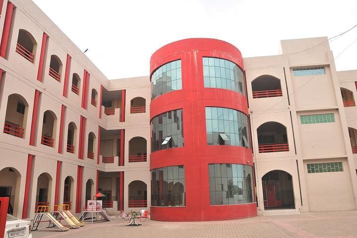 N C C Senior Secondary Model School-Campus