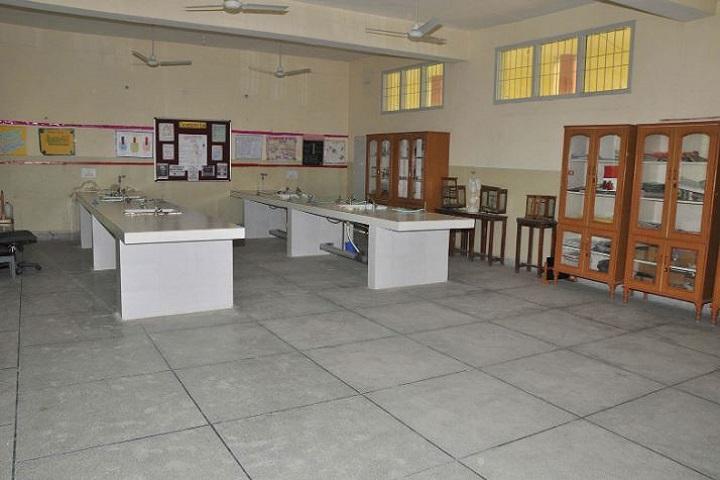 N C C Senior Secondary Model School-Chemistry-Lab