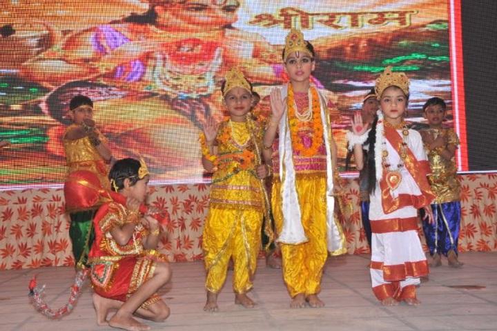 N C C Senior Secondary Model School-Festivals