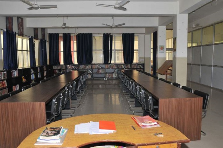 N C C Senior Secondary Model School-Library