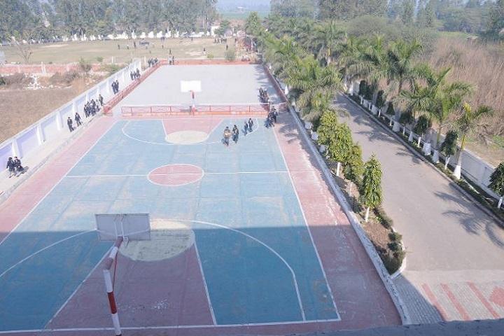 N C C Senior Secondary Model School-Play Ground