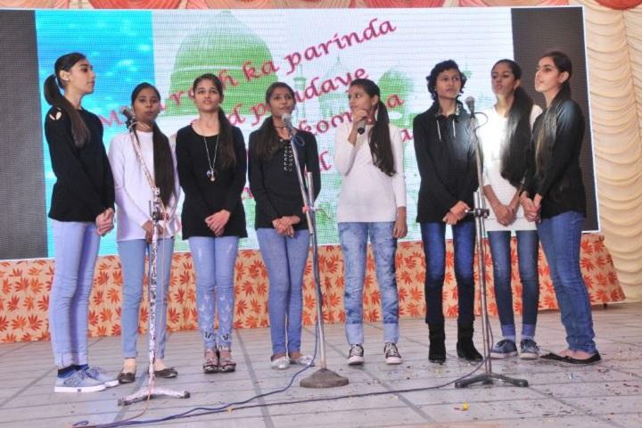 N C C Senior Secondary Model School-Singing