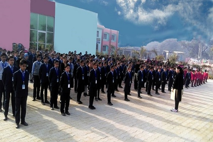 N M Convent Public School-Assembly