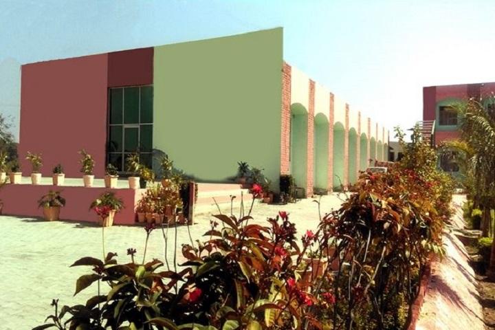 N M Convent Public School-Campus