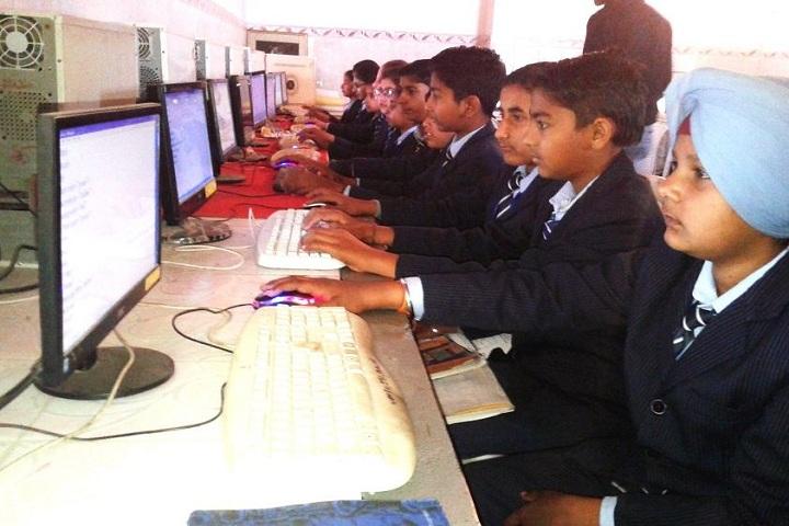 N M Convent Public School-Computer-Lab