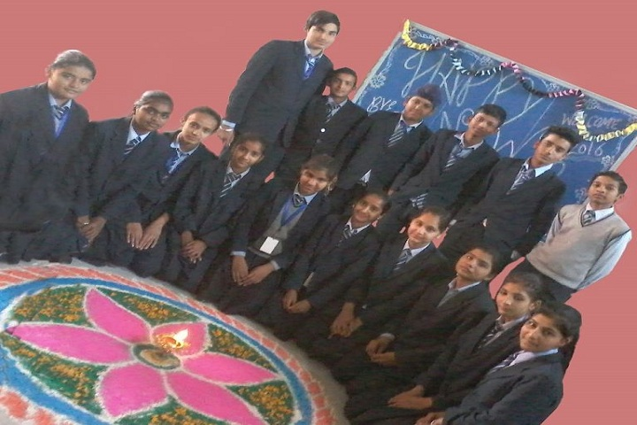 N M Convent Public School-Diwali Celebrations