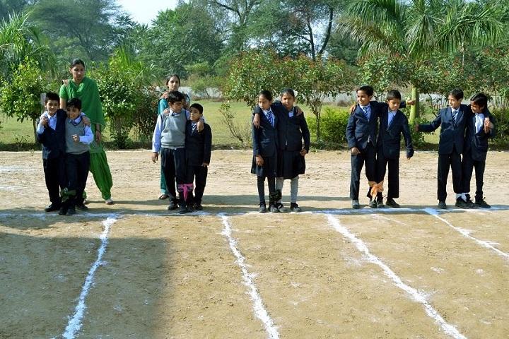 N M Convent Public School-Games